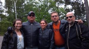 Katie, Steve, Mary, Joseph, Greg
