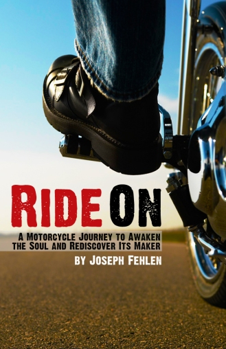 Ride on: Motorcycle Journey Book Cover