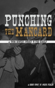 Punching the Mancard Front Cover